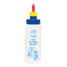 Wide Mouth Lamb 'N' Kid Bottle with Pritchard Teat