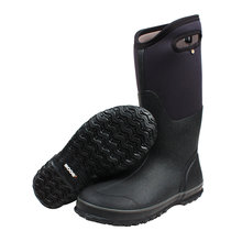 Women's Classic High-Cut Boots With Handle