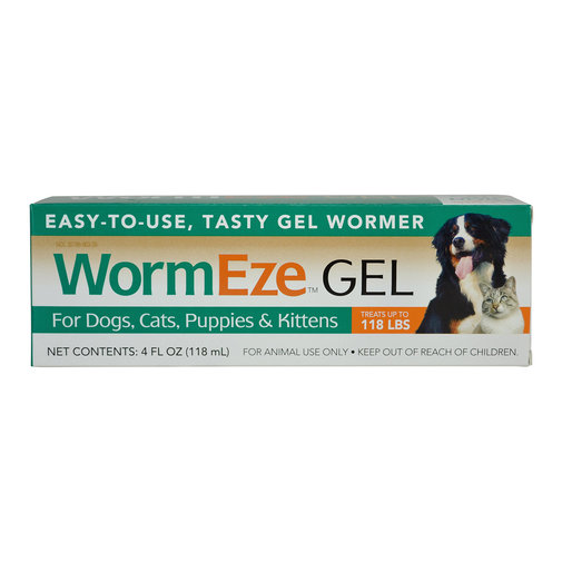 View larger image of WormEze Dog and Cat Dewormer