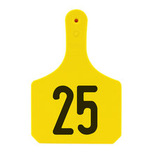 Y-Tex Numbered Cow Y-Tag Ear Tags
