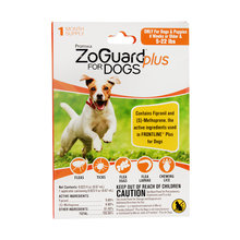 ZoGuard Plus Flea and Tick Protection for Dogs